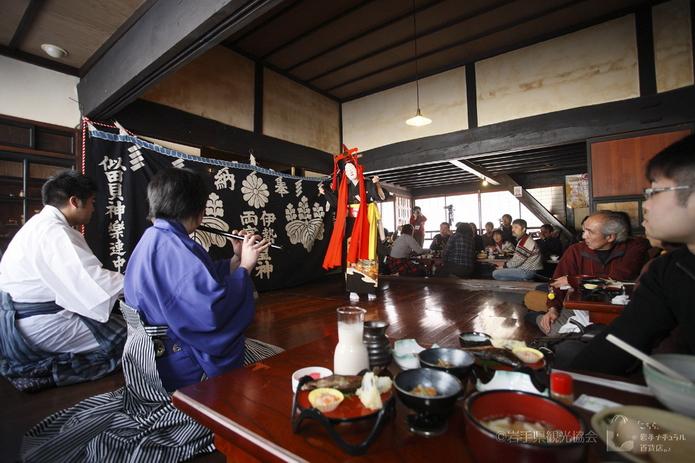遠野濁酒祭典(遠野市)