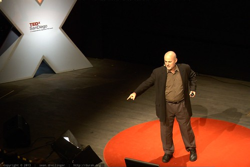 David Brin: The horizon of our dreams    TEDxSanDiego 2013