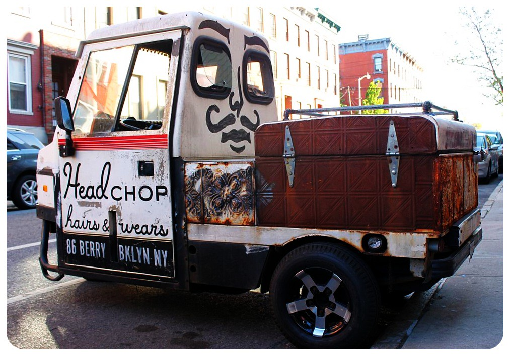 williamsburg head chop car brooklyn