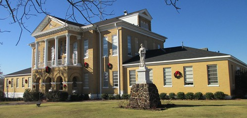 Choctaw County Courthouse (Butler, Alabama)