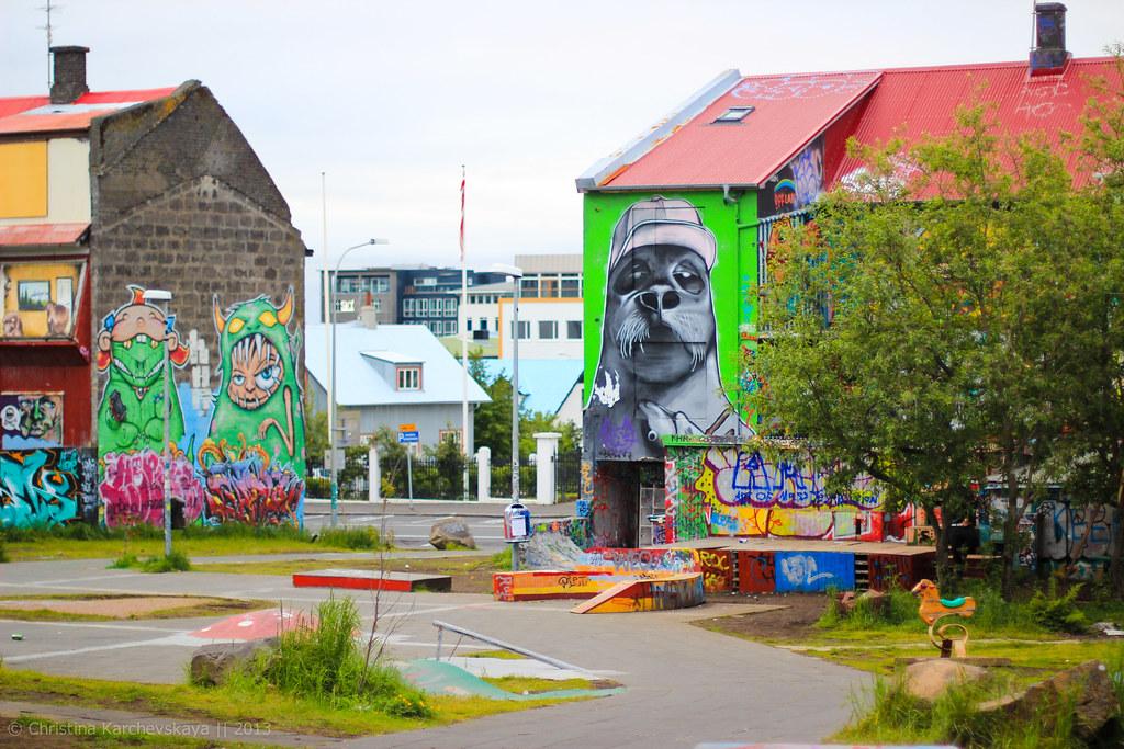 Reykjavik [29]