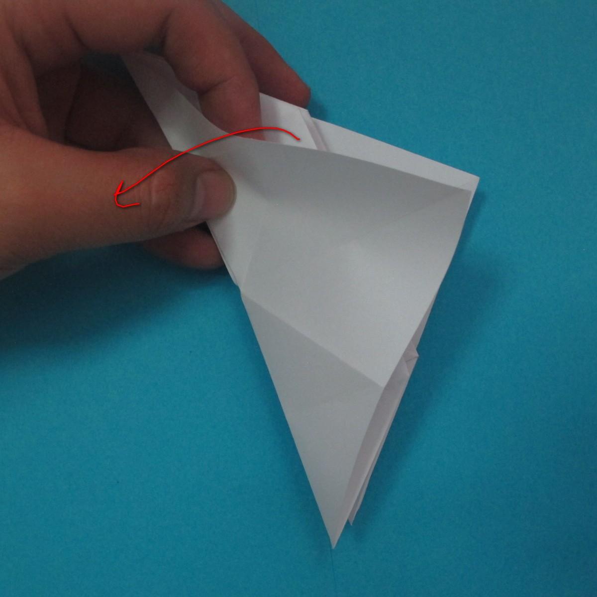 วิธีการพับกระดาษเป็นนกเพนกวิ้น 018