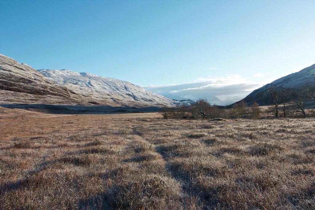 Down Glen Gour