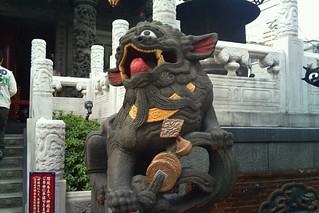 2011年5月6日・横浜中華街・関帝廟(2)