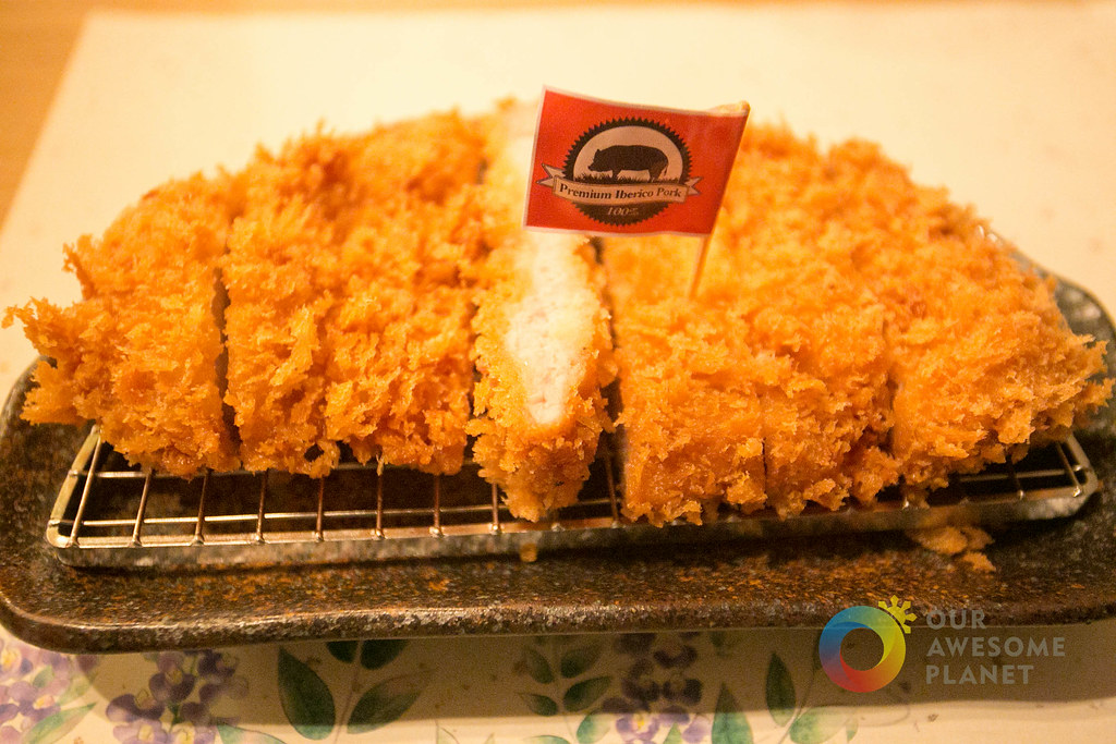 TONKATSU WARS: The Battle for the Best Tonkatsu in Manila in 2014!