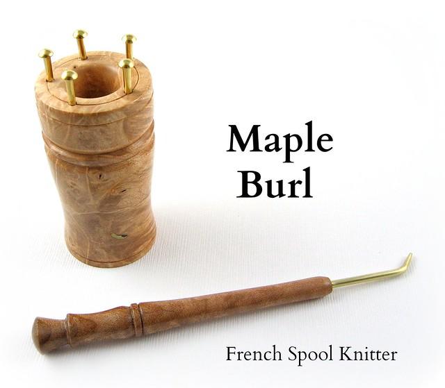 French Knitting Spool : C d bc e z g