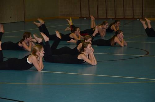 Gymnastik Nachwuchs