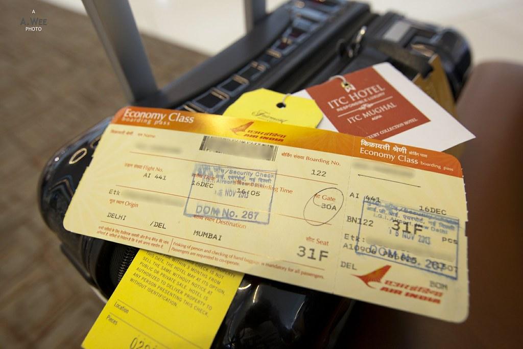 Review Of Air India Flight From New Delhi To Mumbai In Economy