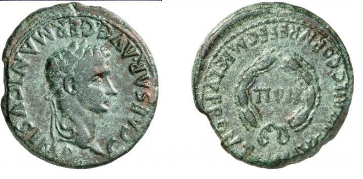 Caligula - Provincial Coinage - NumisWiki, The Collaborative