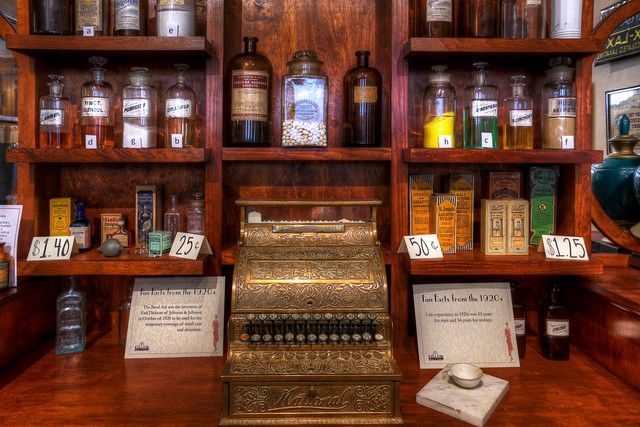 Grocery at Chudnow Museum