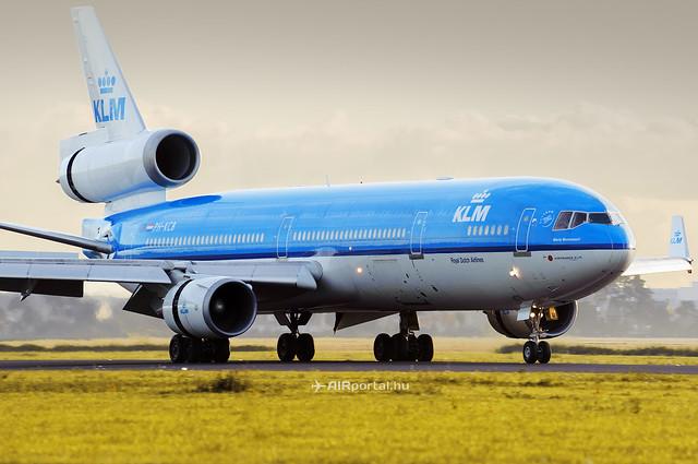 Október végén búcsúzik a KLM legendás típusa