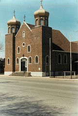 Art and Architecture of Serbian Churches in Canada – April 30, 1995 – August 19, 1995