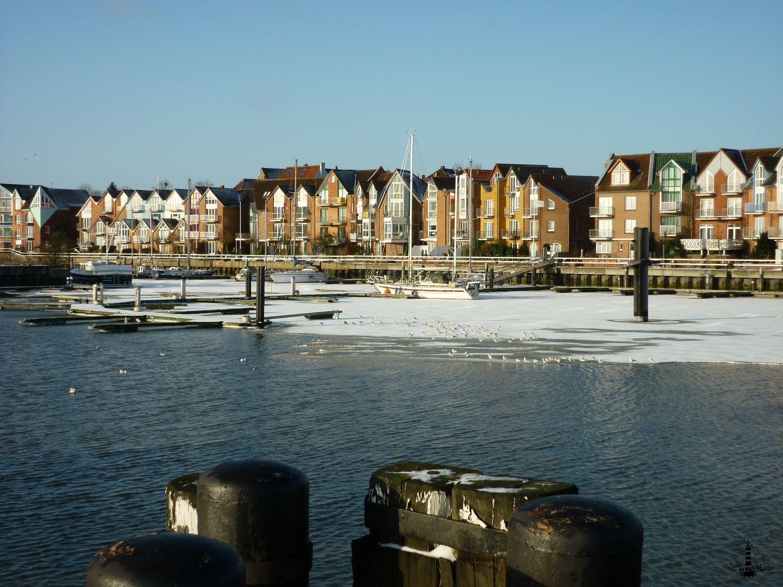 Cuxhaven Winter Ferienwohnung