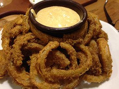 frying, fried food, seafood, onion ring, food, dish, cuisine, snack food,