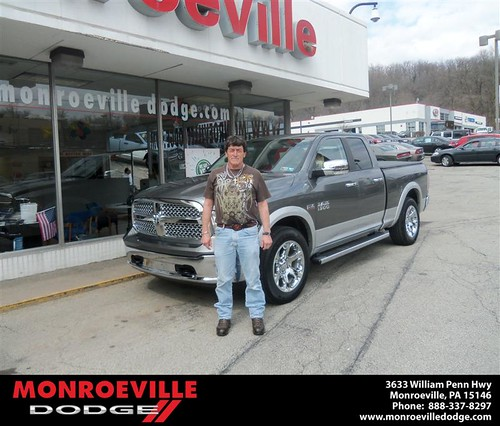 Happy Birthday to Larry Owens from Corey Martini  and everyone at Monroeville Dodge! #BDay by Monroeville Dodge