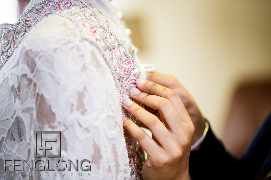 Shai & D's Nikkah & Reception | Gallery Events Atlanta | Hindu Ismaili Fusion Indian Wedding
