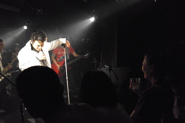 無頼 BRAI live at 獅子王, Tokyo, 10 May 2014. L114
