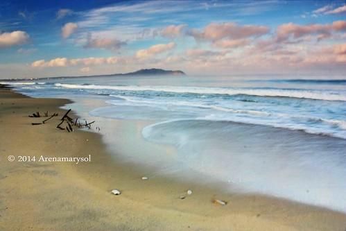 blue beach sunrise mexique rivieranayarit arenamarysol amanecerenlitibu