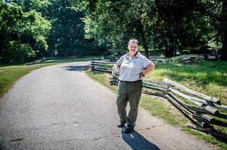 Dawn Weaver - Park Ranger