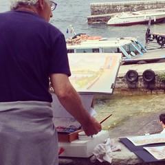 Acquarello #giriingiro #lagomaggiore #isolabella