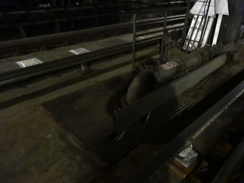 43 - Pumping Equipment in Thames Tunnel