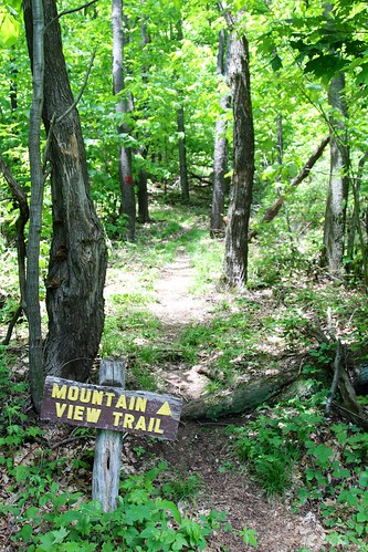 statepark pennsylvania trail trailhead blueknob mountainviewtrail