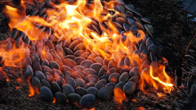 Nampho clam bake