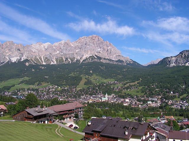 Cortina D' Ampezzo