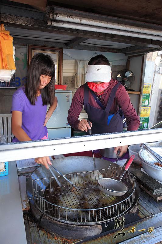 澎湖西嶼食尚玩家推薦小吃|外垵滿拿炸粿