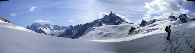 Vallée Blanche Traverse