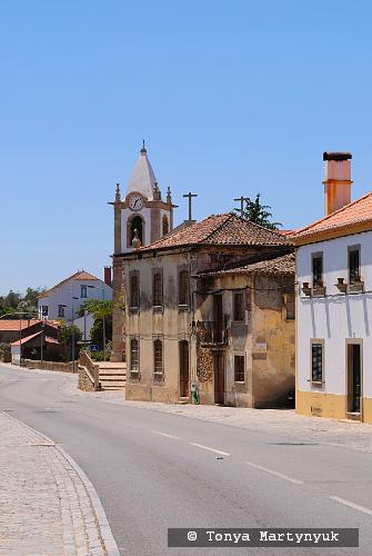 31 - провинция Португалии - маленькие города, посёлки, деревушки округа Каштелу Бранку