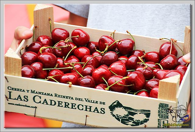 1 Feria de la Cereza de Caderechas