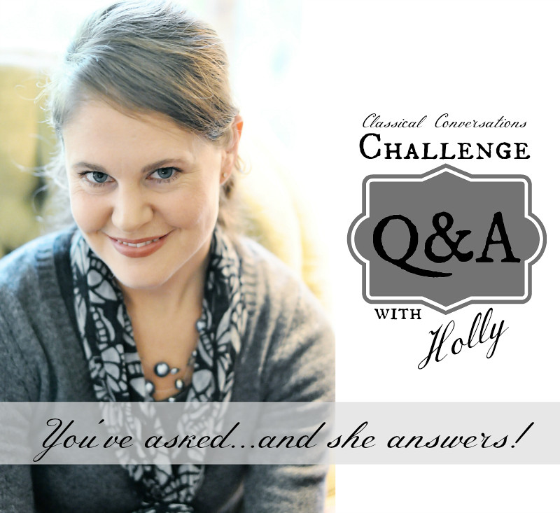 Holly CC Challenge Answers