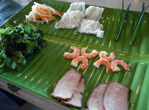 Making Salad Rolls in Our Vietnamese Cooking Class