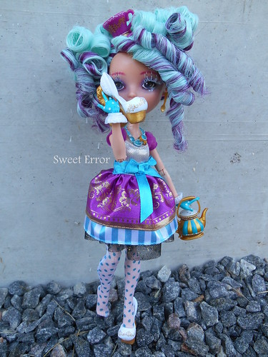 Madeline Hatter Custom