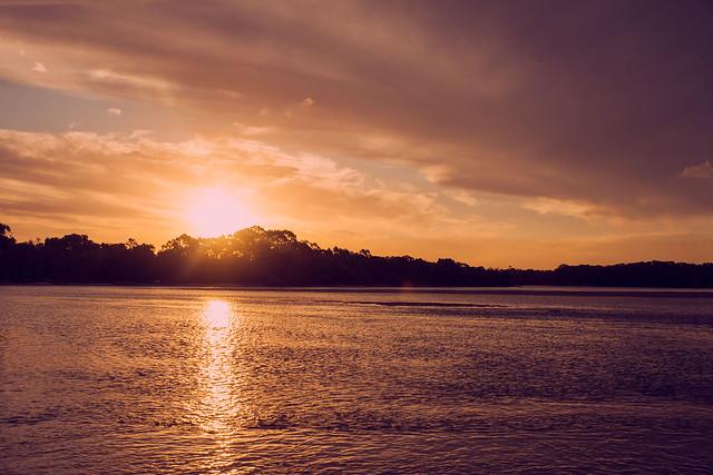 Sunset-Currimundi, Canon EOS 5D MARK II, Sigma 24-70mm f/2.8 EX