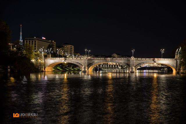 Ponte Re Umberto I Torino