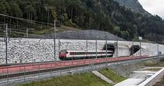 Přednáška o Gotthardském tunelu v Praze