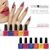New Shellac colours arriving in January