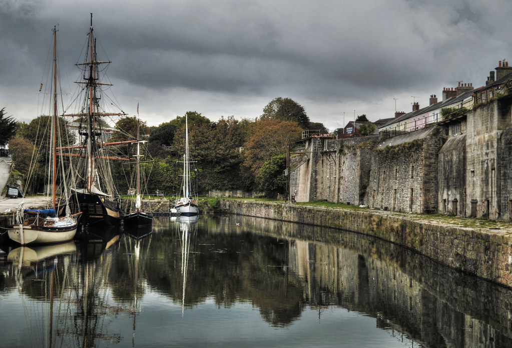 Charlestown, Cornwall