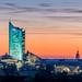 Panorama of Leipzig by daniel_moeller