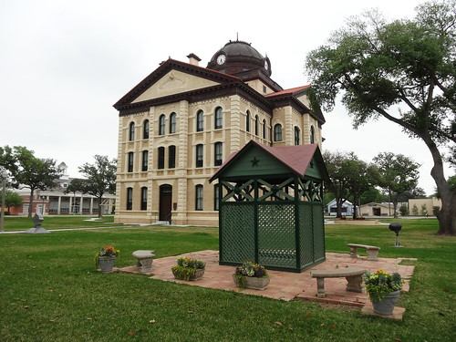 chfstew texas txcoloradocounty courthouse nationalregisterofhistoricplaces nrhpsouth