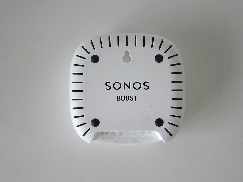 Sonos BOOST - Bottom