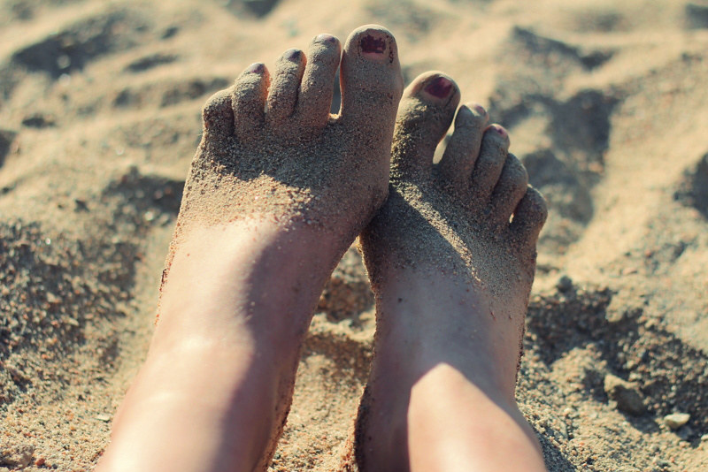 sandonmyfeet