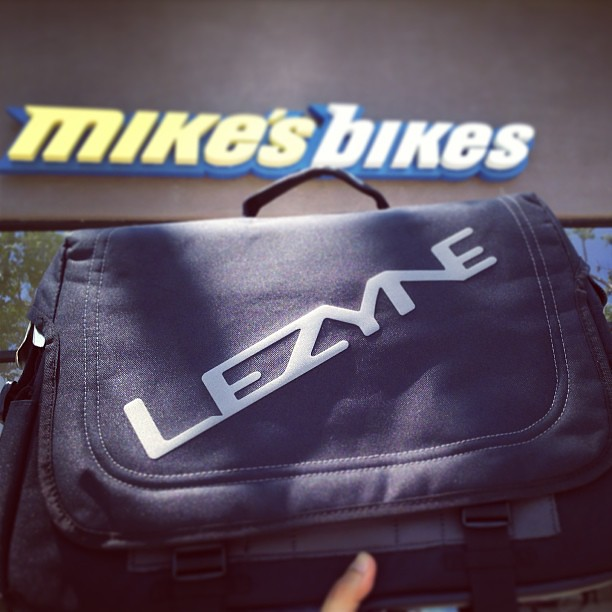 Thank you, Mike's Bikes!