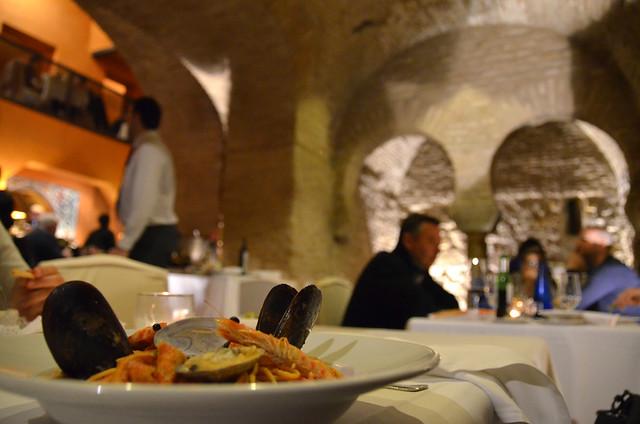 Restaurante Mesón del Moro Sevilla