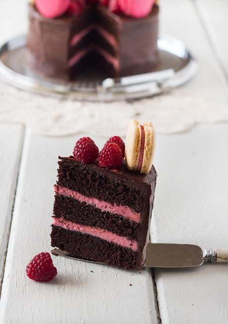 Raspberry Layer Cake Filling Recipes