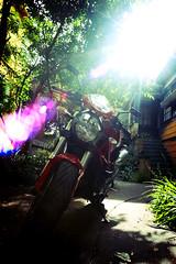 Ducati Monster 696 Motorcycle