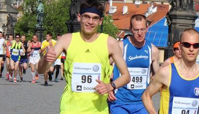 Charakteristika zátěže při maratonu