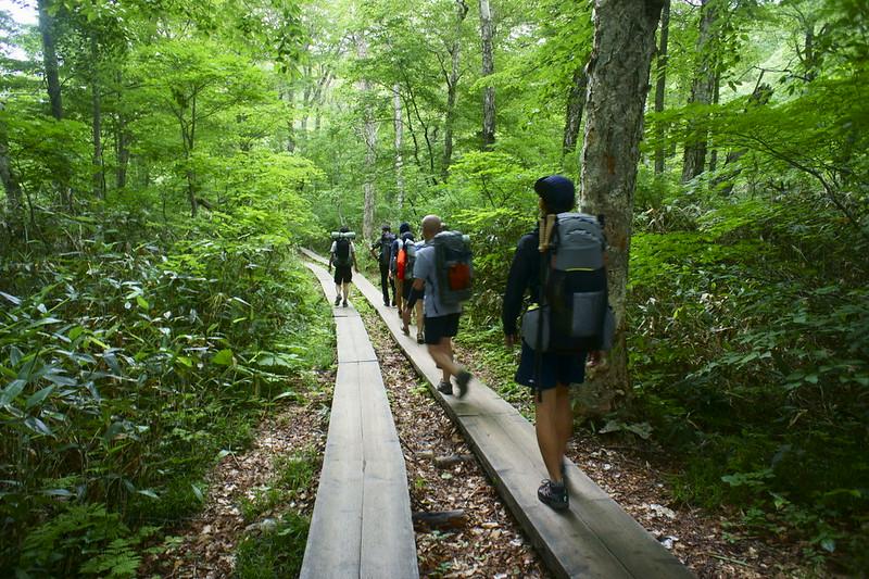 DSC06550 Oze:Mt.Shihutsu Hike